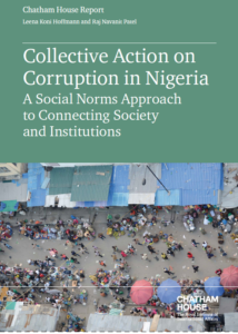 Collective Action on Corruption in Nigeria: A Social Norms Approach to Connecting Society and Institutions