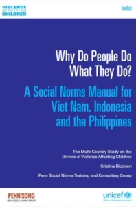 Social Norms Manual: Viet Nam, Indonesia and the Philippines